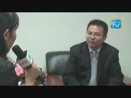 嘉宾访谈-霍尼韦尔过程控制部,高技术解决方案销售总监,徐水根总经理