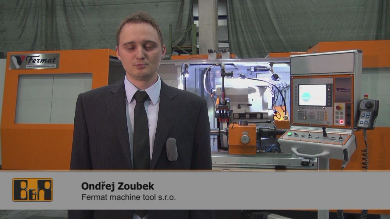 Automated by B&R - Fermat machines tools