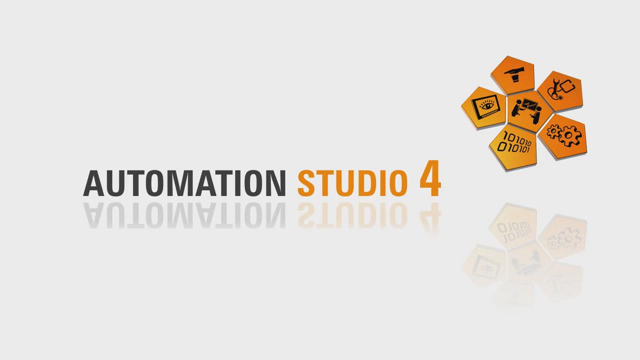 B&R Mechatronic development process with Automation Studio 4