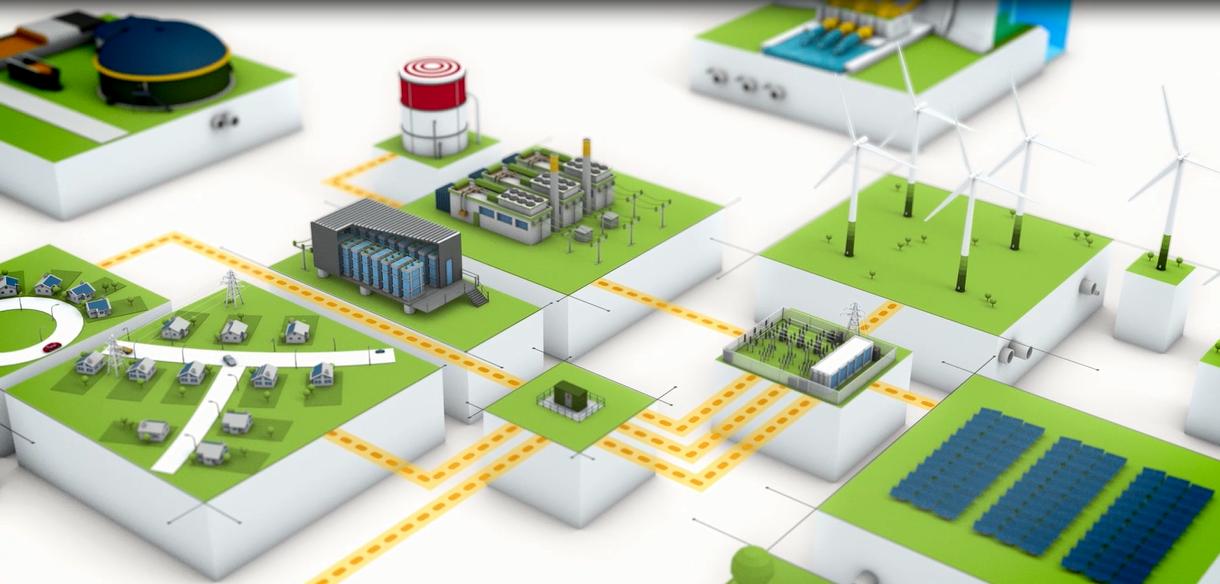 WAGO-万可 产品助力能源生产