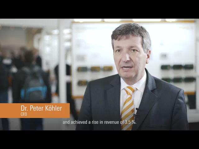 魏德米勒2016汉诺威工业博览会视频集锦-董事会的展望