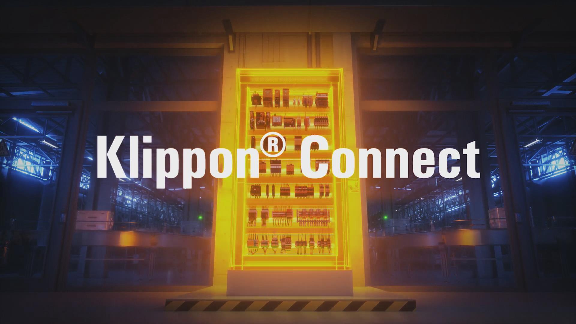 魏德米勒Klippon® Connect全新发布预告视频